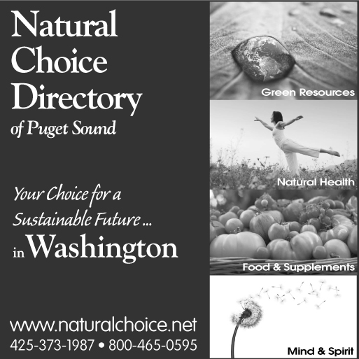 Natural Choice Directory of Puget Sound