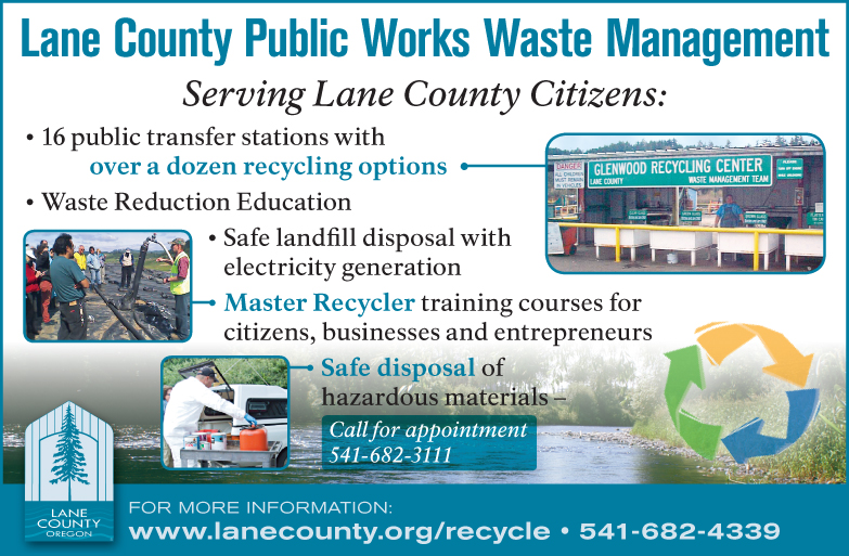 Lane County Waste Mgmt Division