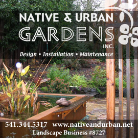 Native & Urban Gardens banner